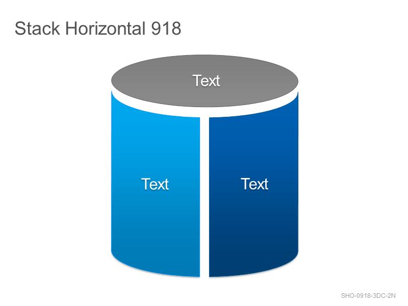 Stack Horizontal 918