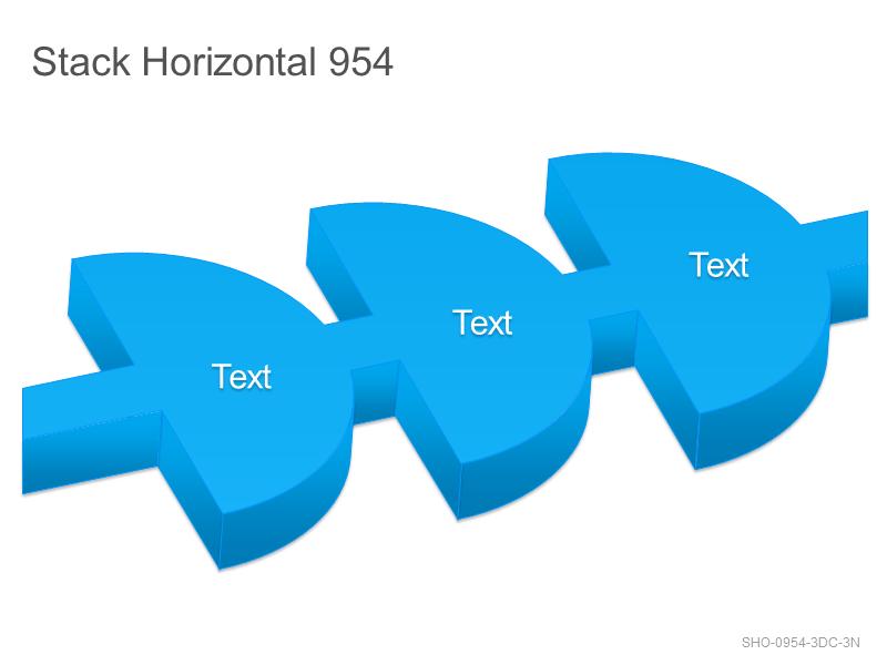Stack Horizontal 954