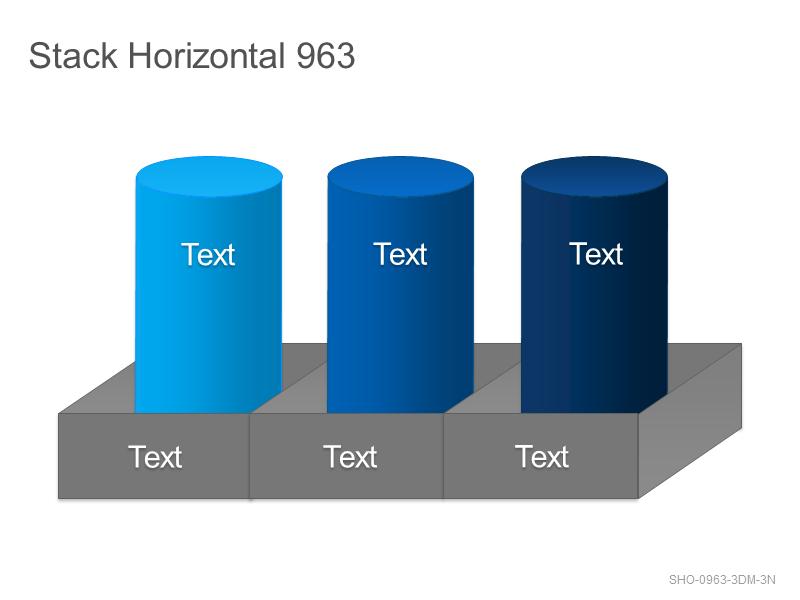 Stack Horizontal 963