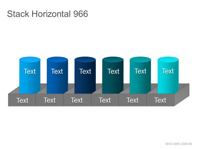 Stack Horizontal 966