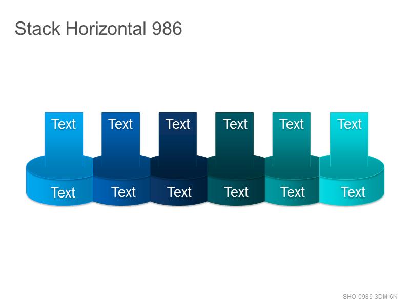 Stack Horizontal 986