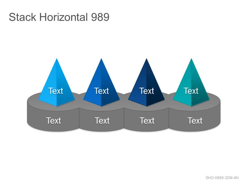 Stack Horizontal 989