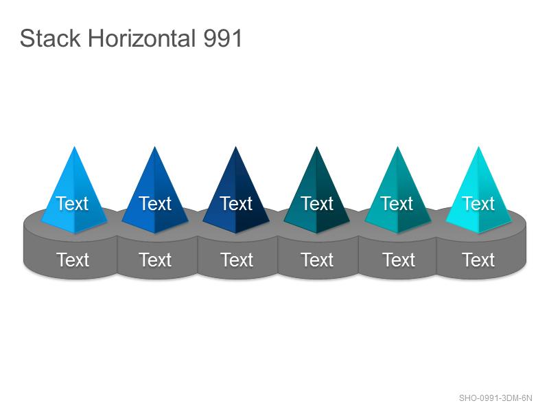 Stack Horizontal 991