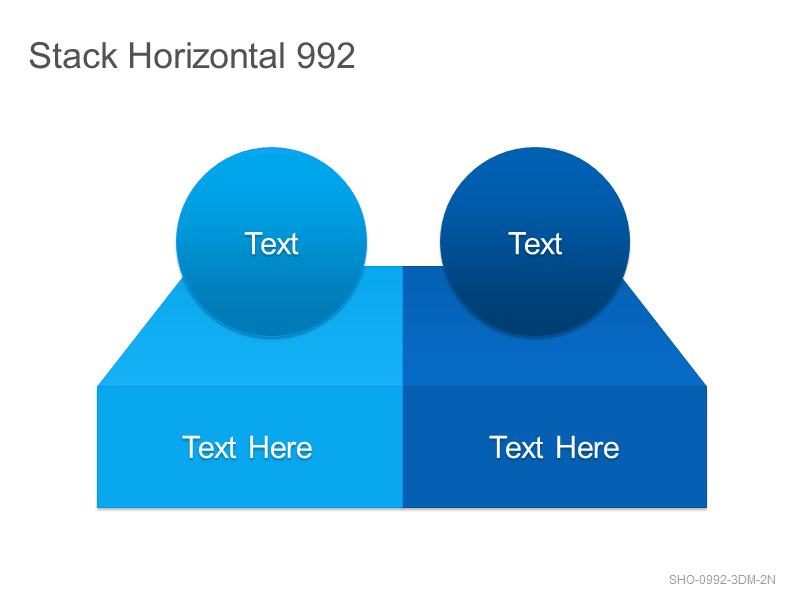 Stack Horizontal 992