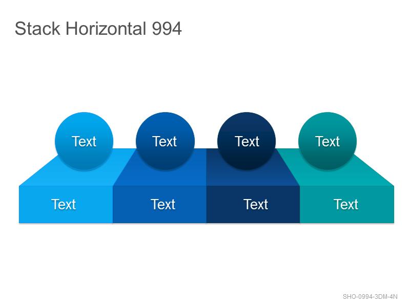 Stack Horizontal 994