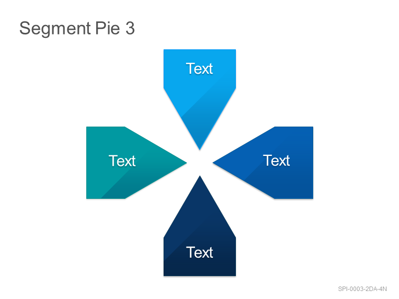 Segment Pie 3