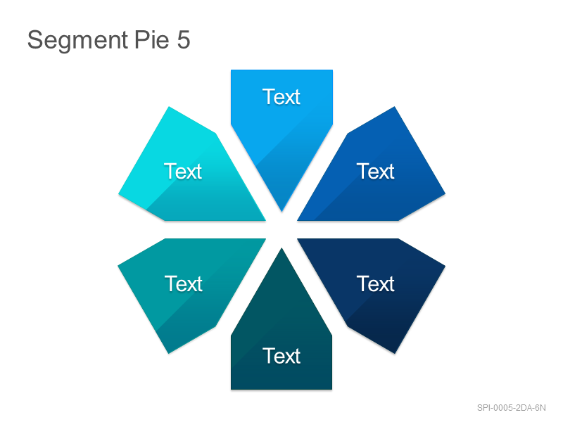 Segment Pie 5