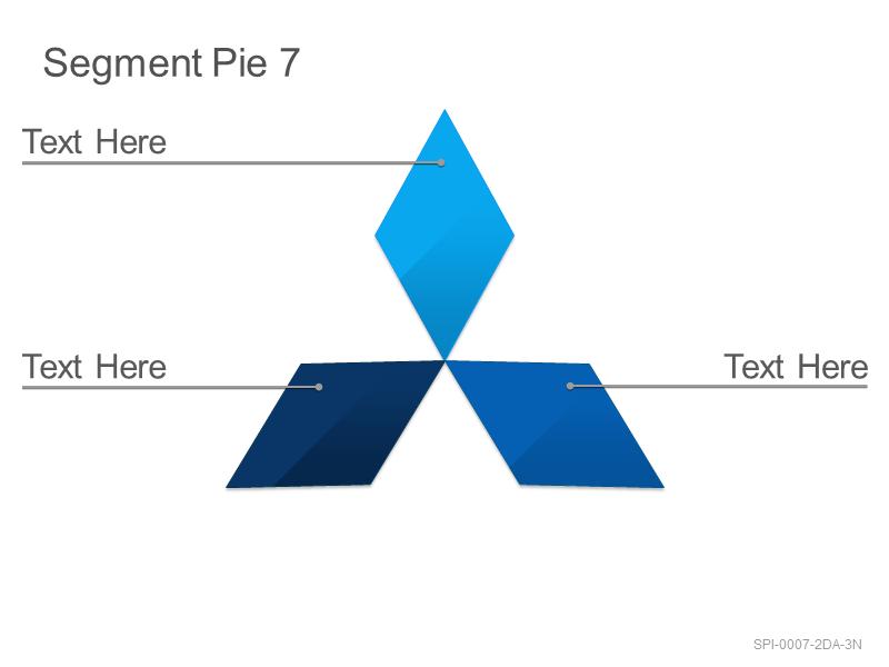 Segment Pie 7