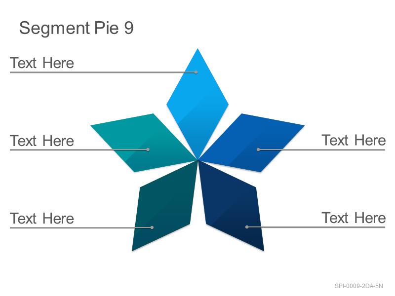 Segment Pie 9