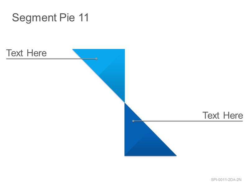 Segment Pie 11