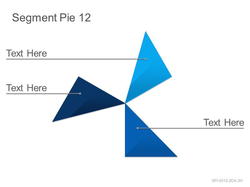 Segment Pie 12