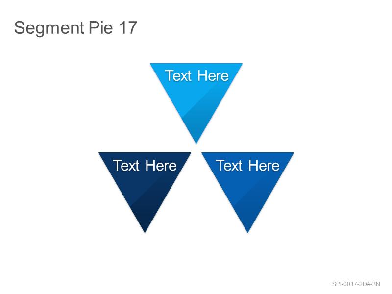 Segment Pie 17