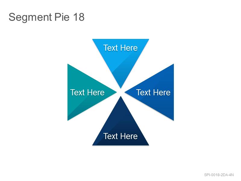 Segment Pie 18