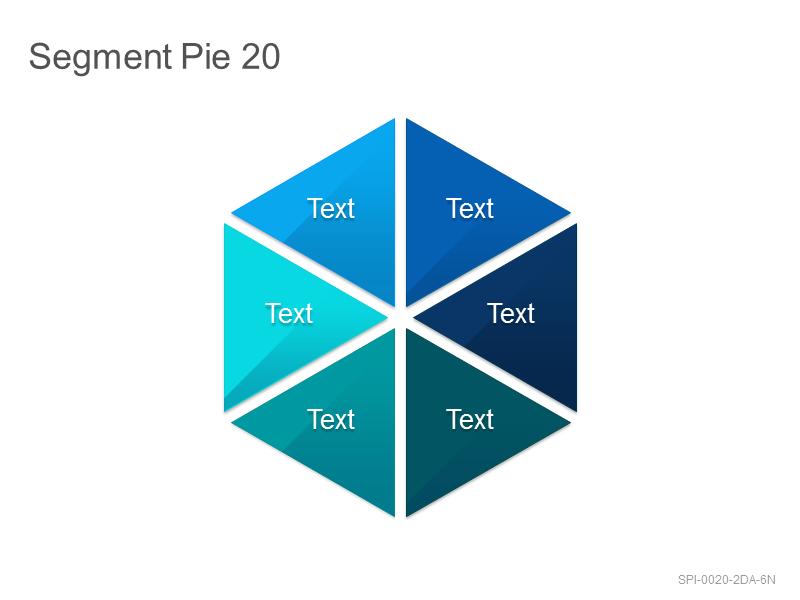 Segment Pie 20