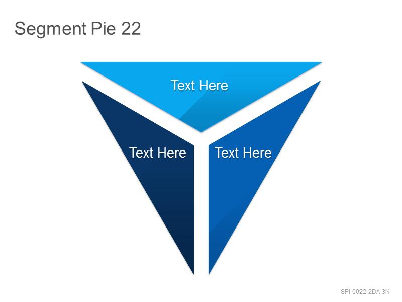 Segment Pie 22