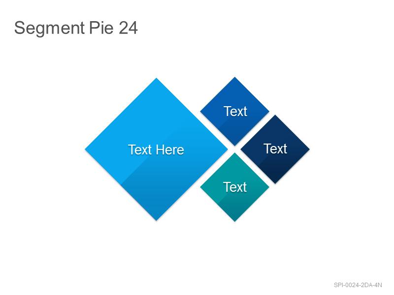 Segment Pie 24