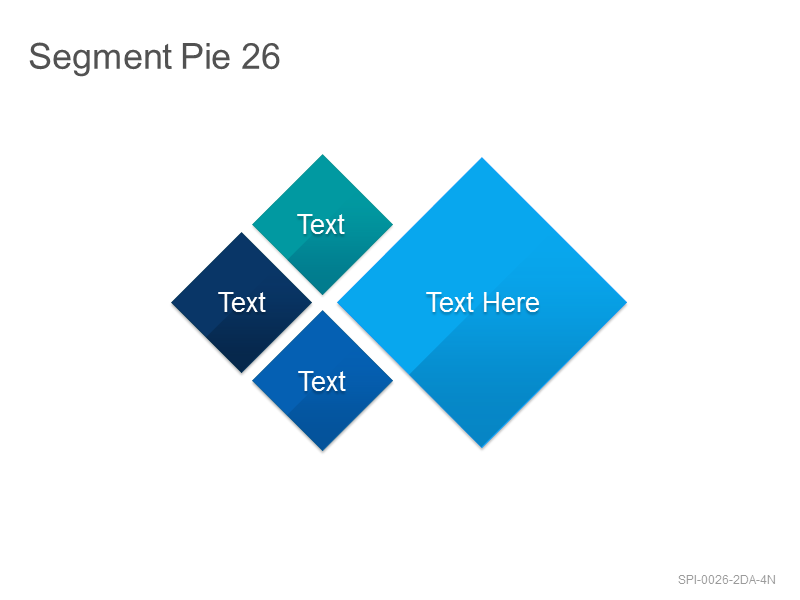 Segment Pie 26