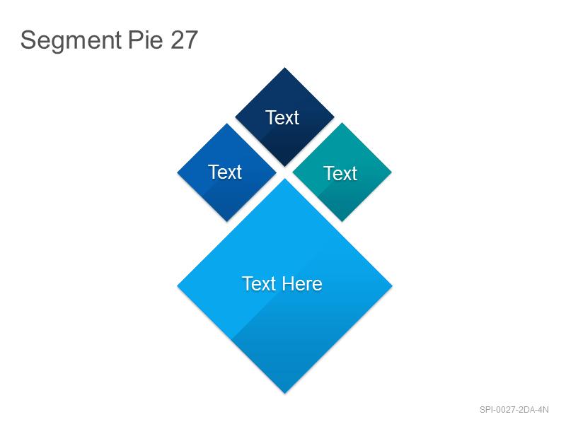 Segment Pie 27