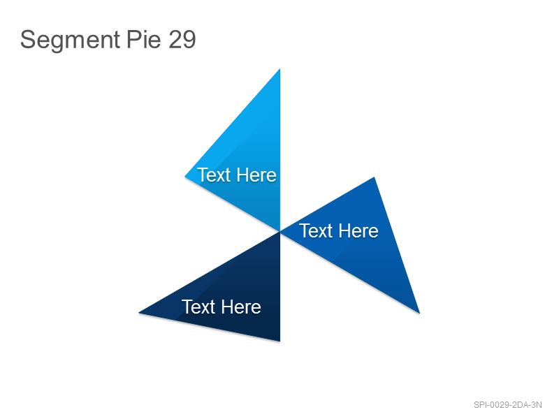 Segment Pie 29