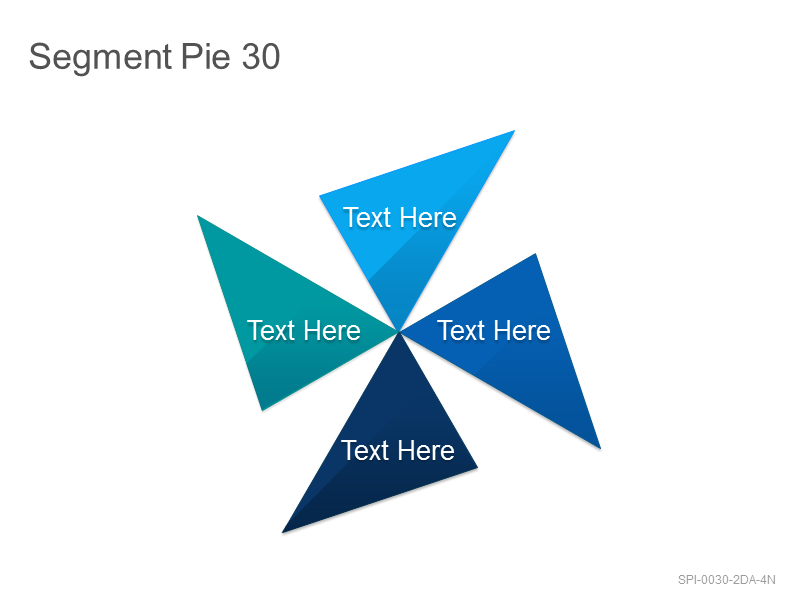 Segment Pie 30
