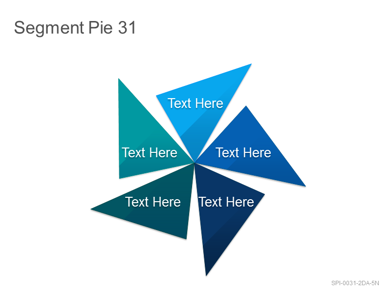 Segment Pie 31