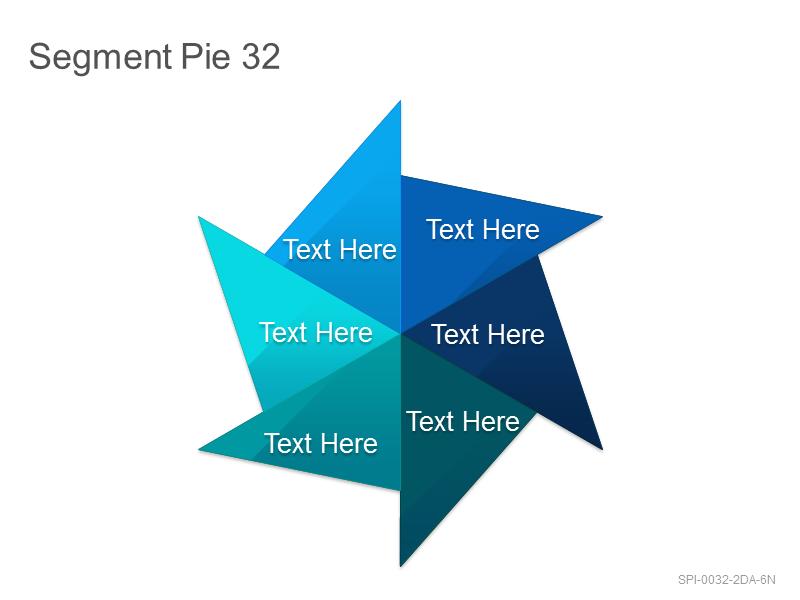 Segment Pie 32