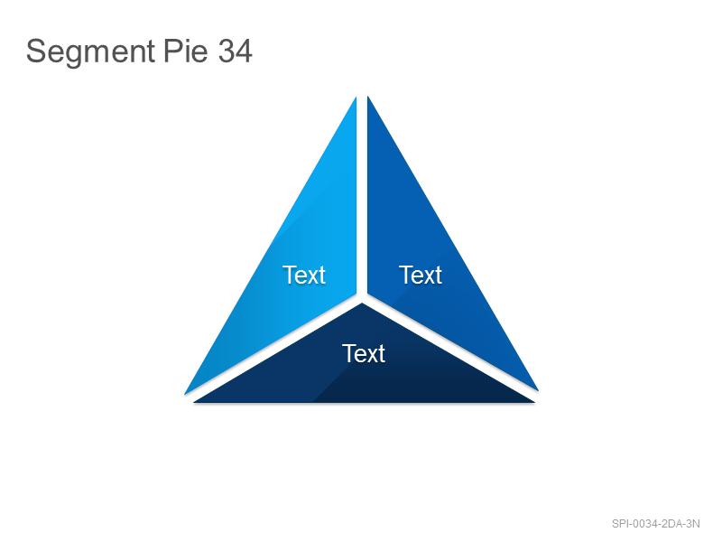 Segment Pie 34