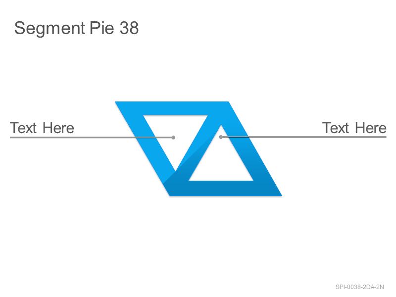 Segment Pie 38