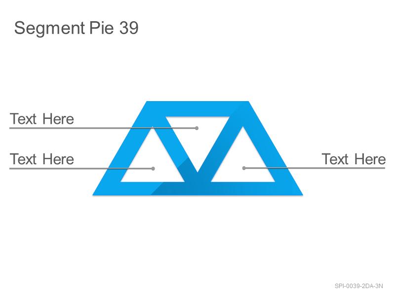 Segment Pie 39