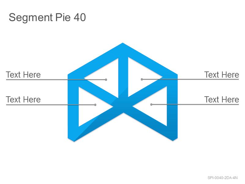Segment Pie 40