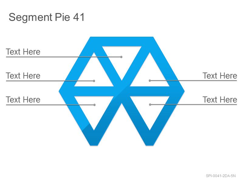 Segment Pie 41