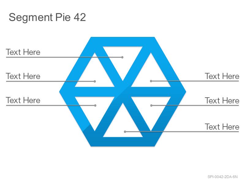 Segment Pie 42