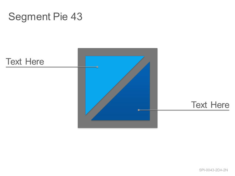Segment Pie 43
