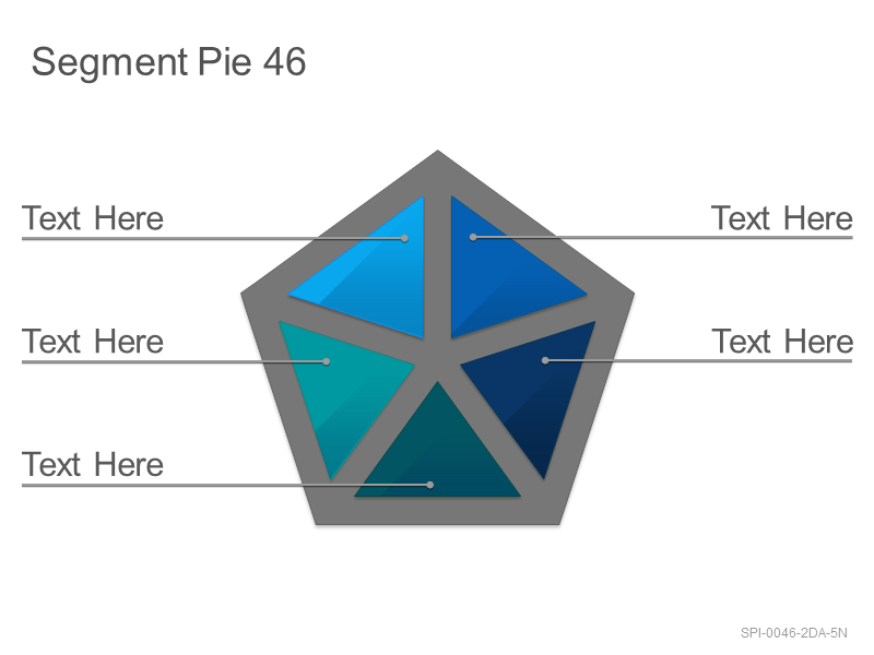 Segment Pie 46