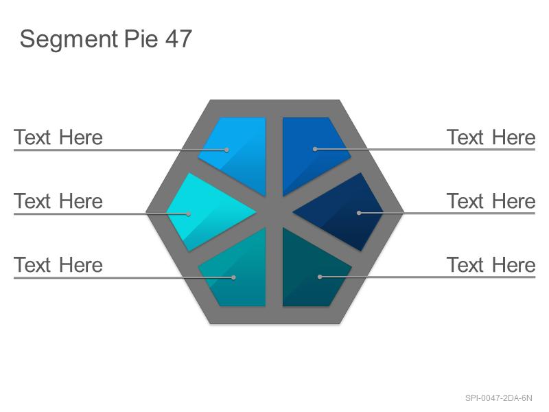 Segment Pie 47