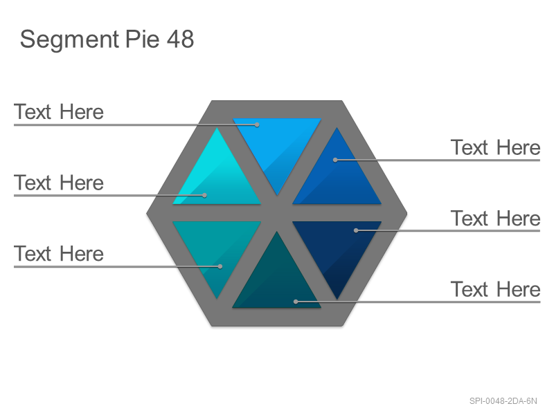 Segment Pie 48