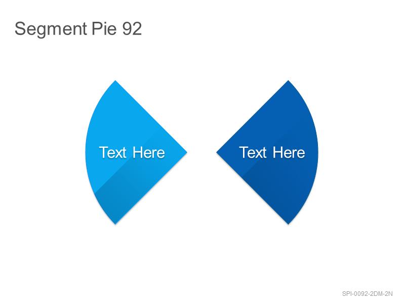 Segment Pie 92