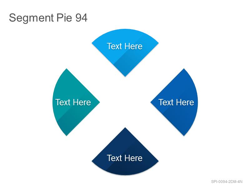 Segment Pie 94