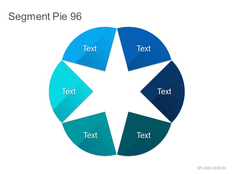 Segment Pie 96