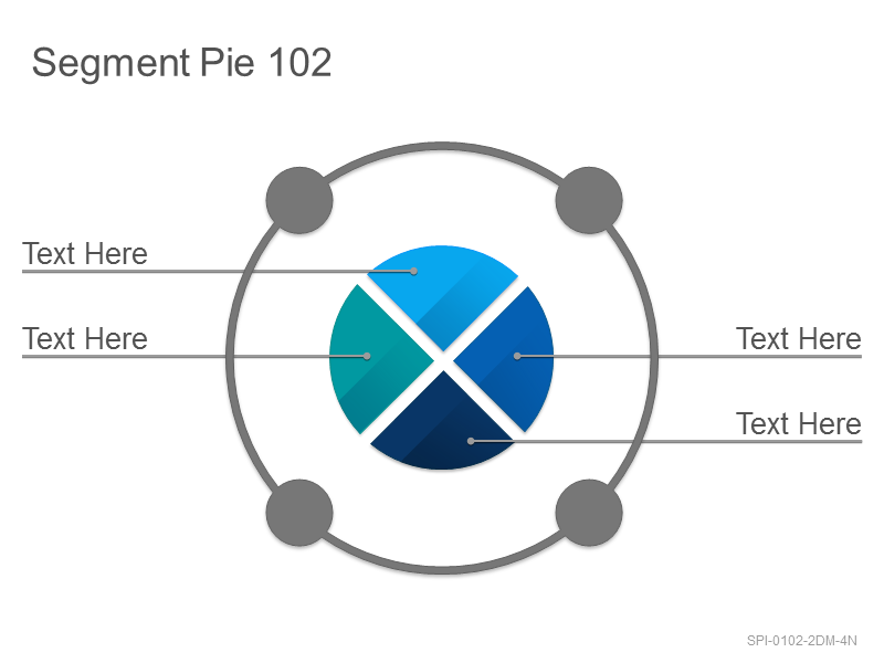Segment Pie 102