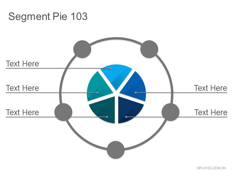 Segment Pie 103