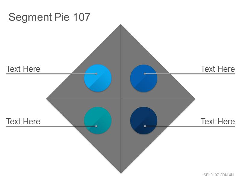 Segment Pie 107