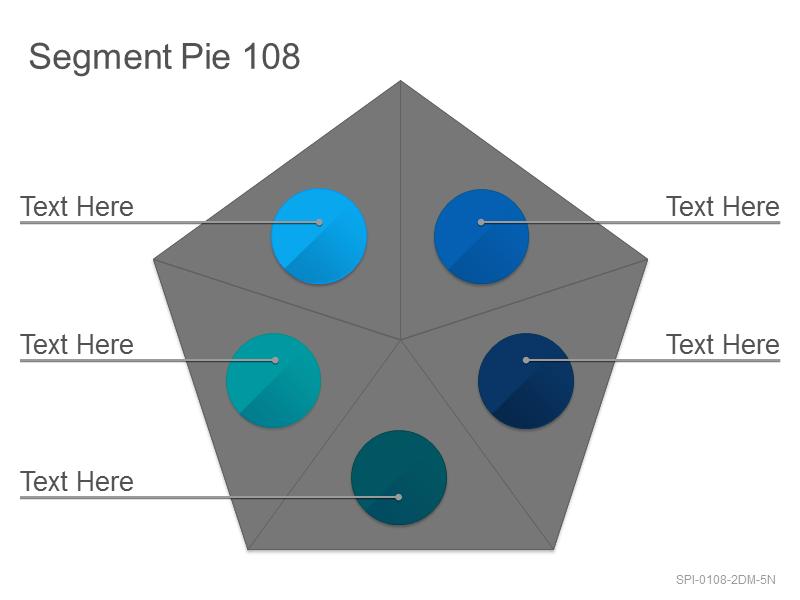 Segment Pie 108