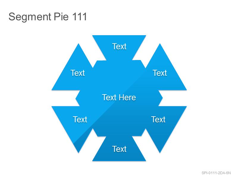 Segment Pie 111