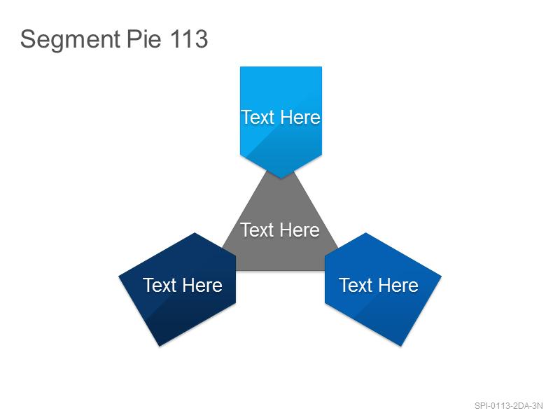 Segment Pie 113