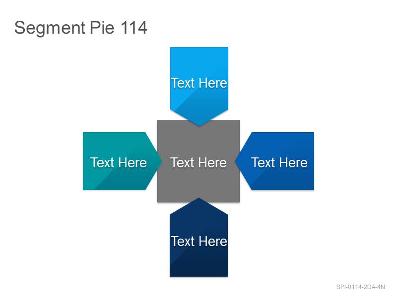 Segment Pie 114