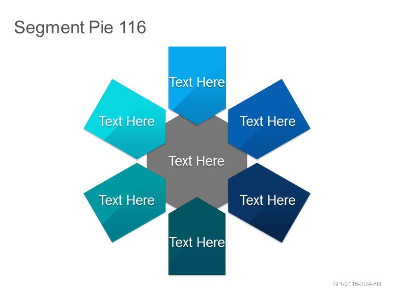 Segment Pie 116