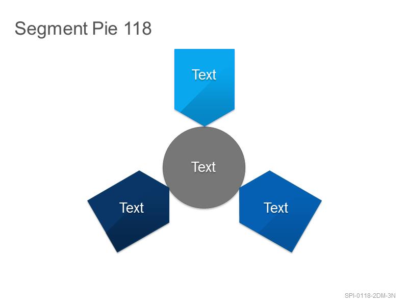 Segment Pie 118