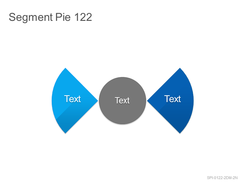 Segment Pie 122