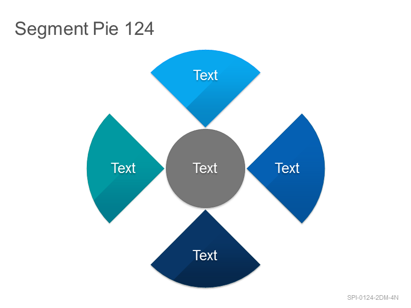 Segment Pie 124